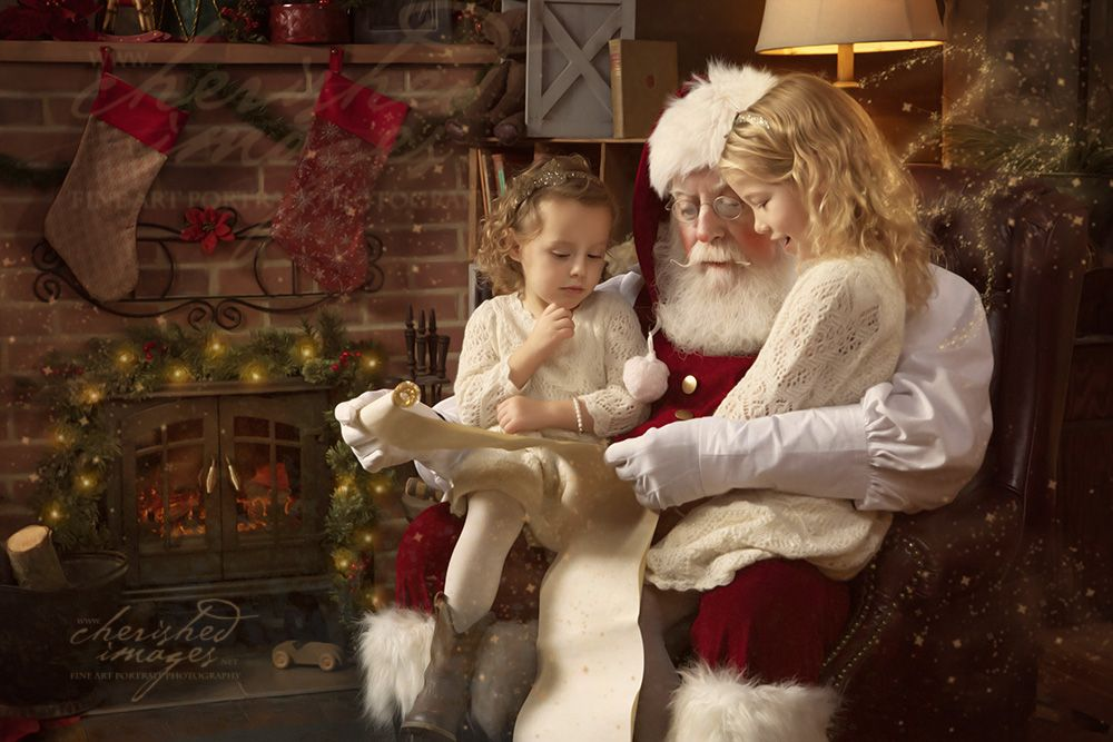 Visit Santa at his vintage inspired toy workshop located in Boise